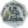 Billets Négrepelisse (82). Ville. Billet. 5 centimes