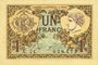 Billets Paris (75). Chambre de Commerce. Billet. 1 franc 10.3.1920, série A.44