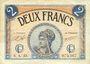 Billets Paris (75). Chambre de Commerce. Billet. 2 francs 10.3.1920, série A.23