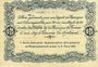 Billets Rochefort-sur-Mer (17). Syndicat du Commerce et de l'Industrie. Billet. 25 centimes