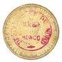 Billets Roncq (59). Commune. Billet. 10 centimes