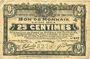 Billets Roubaix et Tourcoing (59). Billet. 25 centimes 21.4.1917, 10e série, n° 517