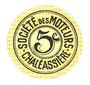 Billets Saint-Etienne (42). Chaléassière. Société des Moteurs. Billet. 5 centimes 31.12.1920