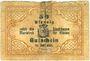 Billets Sainte-Marie-aux-Mines. Ville. Billet. 50 pfennig 1.3.1918. J. Frey