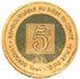 Billets Toul (54). Comité de Défense des Intérêts du Commerce Toulois. Billet. 5 centimes