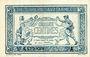 Billets Trésorerie aux Armées. Billet. 50 cmes, 1917, série A