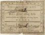 Billets Saint Puy. Bon pour 5 sols 10.5.1792