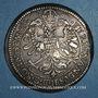 Coins Abbaye de Murbach et Lure. Léopold Guillaume (1626-1662). Taler n. d. au Saint Léger bénissant