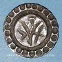 Coins Alsace. Abbaye de Murbach et Lure. Colomban d'Andlau (1663-64). Pfennig. Guebwiller