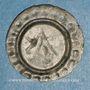 Coins Alsace. Abbaye de Murbach et Lure. Léopold Guillaume (1626-1662). Pfennig. Guebwiller