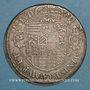Coins Alsace. Abbaye de Murbach et Lure. Léopold V d'Autriche (1614-1626). Taler 1625 Ensisheim