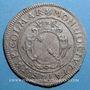 Coins Alsace. Colmar. 12 kreuzers