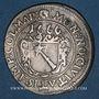 Coins Alsace. Colmar. Batz 1666