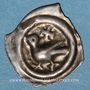 Coins Alsace. Colmar. Rappen (vers 1300)