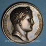 Coins Alsace. Colmar. Société centrale de vaccine. 1811 - Richard, médecin à Colmar. 1811. Argent. 40,44 m
