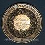 Coins Alsace. Comice agricole d'Altkirch. Médaille argent 51,37 mm. Gravée par  H. de Longueil