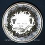 Coins Alsace. Département du Bas-Rhin. Amélioration de la race bovine. 184(…).  Médaille argent