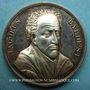 Coins Alsace. Ensisheim. Balde Jacob (1603-1668). Médaille argent, 40,8 mm. Gravée par Neuss