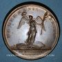Coins Alsace. Entzheim. Bataille de 1674. Médaille cuivre. 41 mm. Gravée par Mauger