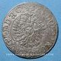 Coins Alsace. Evêché de Strasbourg. Charles de Lorraine (1592-1607). 3 kreuzers 1605S. Saverne
