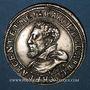 Coins Alsace. Evêché de Strasbourg. Charles de Lorraine (1592-1607). Teston 1604