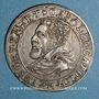 Coins Alsace. Evêché de Strasbourg. Charles de Lorraine (1592-1607). Teston 1606