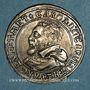 Coins Alsace. Evêché de Strasbourg. Charles de Lorraine (1592-1607). Teston n. d.