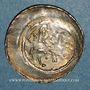 Coins Alsace. Evêché de Strasbourg. Epoque des Hohenstaufen (1138-1284). Denier. Altorf vers 1170-1190
