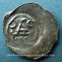 Coins Alsace. Evêché de Strasbourg. Epoque des Hohenstaufen (1138-1284). Denier. Altorf vers 1250-1270