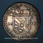 Coins Alsace. Evêché de Strasbourg. François Egon de Fürstenberg (1662-1682). Florin 1668