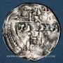 Coins Alsace. Evêché de Strasbourg. Henri II, empereur (1014-1024). Denier