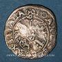 Coins Alsace. Evêché de Strasbourg. Jean de Manderscheid (1569-1592). 2 kreuzers 1575. Molsheim