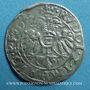 Coins Alsace. Evêché de Strasbourg. Jean de Manderscheid (1569-1592). 2 kreuzers 1590. Saverne
