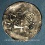 Coins Alsace. Evêché de Strasbourg. Otto III, empereur (996-1002). Denier