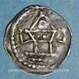Coins Alsace. Evêché de Strasbourg. Werner II d'Achalm (1065-1079). Obole