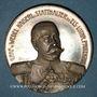 Coins Alsace. Haguenau. 1ère exposition hôtelière et de travaux de restauration. 1911. Médaille arg 1000 ‰