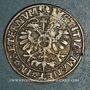 Coins Alsace. Haguenau. Dicken frappé avant 1621