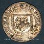 Coins Alsace. Haguenau. Rahtsgeld (= 1 batz)