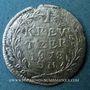 Coins Alsace. Hanau-Lichtenberg. Frédéric Casimir (1641-1685). 1 kreuzer 1678. Hanau. SM