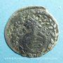 Coins Alsace. Hanau-Lichtenberg. Frédéric Casimir (1641-1685). 2 kreuzers 1655. Hanau. MG