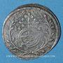 Coins Alsace. Hanau-Lichtenberg. Frédéric Casimir (1641-1685). 2 kreuzers 1668. Hanau. MG