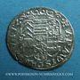 Coins Alsace. Hanau-Lichtenberg. Frédéric Casimir (1641-1685). 2 kreuzers 1669. Hanau. MG
