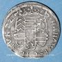 Coins Alsace. Hanau-Lichtenberg. Frédéric Casimir (1641-1685). 2 kreuzers 1670, Hanau