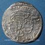 Coins Alsace. Hanau-Lichtenberg. Frédéric Casimir (1641-1685). 2 kreuzers 1671. Hanau. MG