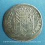 Coins Alsace. Hanau-Lichtenberg. Frédéric Casimir (1641-1685). 2 kreuzers 1680. Hanau. SM