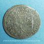 Coins Alsace. Hanau-Lichtenberg. Frédéric Casimir (1641-1685). 2 kreuzers 1681. Hanau. SM