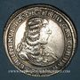 Coins Alsace. Hanau-Lichtenberg. Frédéric Casimir (1641-1685). Florin 1673. Hanau
