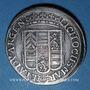 Coins Alsace. Hanau-Lichtenberg. Frédéric Casimir (1641-1685). Florin. Bouxwiller
