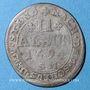 Coins Alsace. Hanau-Lichtenberg. Philippe René (1685-1712). 2 albus 1694. Hanau