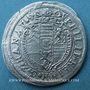 Coins Alsace. Hanau-Lichtenberg. Philippe René (1685-1712). 6 albus 1693. Hanau